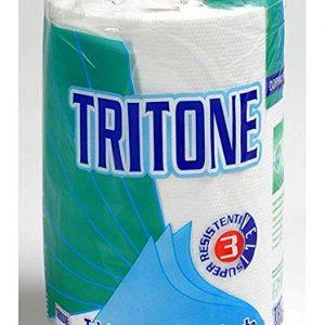 Tritone asciugatutto alto assorbimento 3 veli