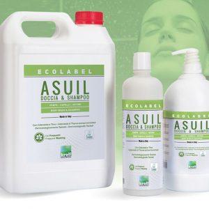 Detergente liquido delicato doccia shampoo ECOLABEL