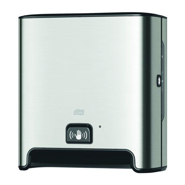 Tork Matic® Dispenser per asciugamani a rotolo con sensore Intuition™