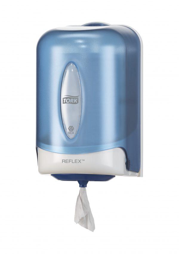 Tork Reflex™ Dispenser Mini a estrazione centrale singola