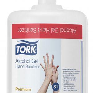 Tork Alcohol Gel Hand Sanitiser